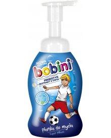 Bobini pianka do mycia Super Piłkarz 300ml
